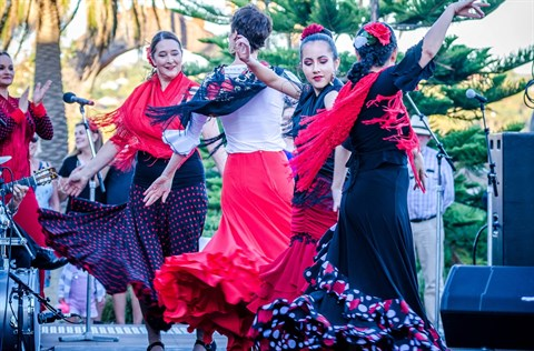 Port Noarlunga Fringe 2019 Flamenco