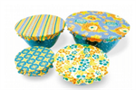 Reuseable bowl covers - beeswax wraps