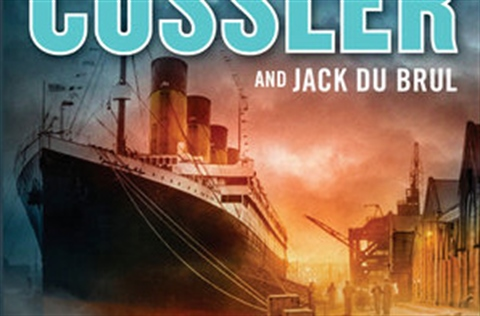 Titanic Secret by Clive Cussler