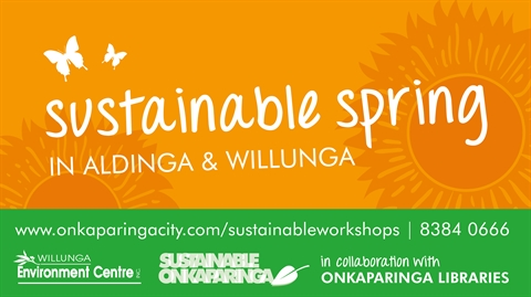 Sustainable Spring events 2019