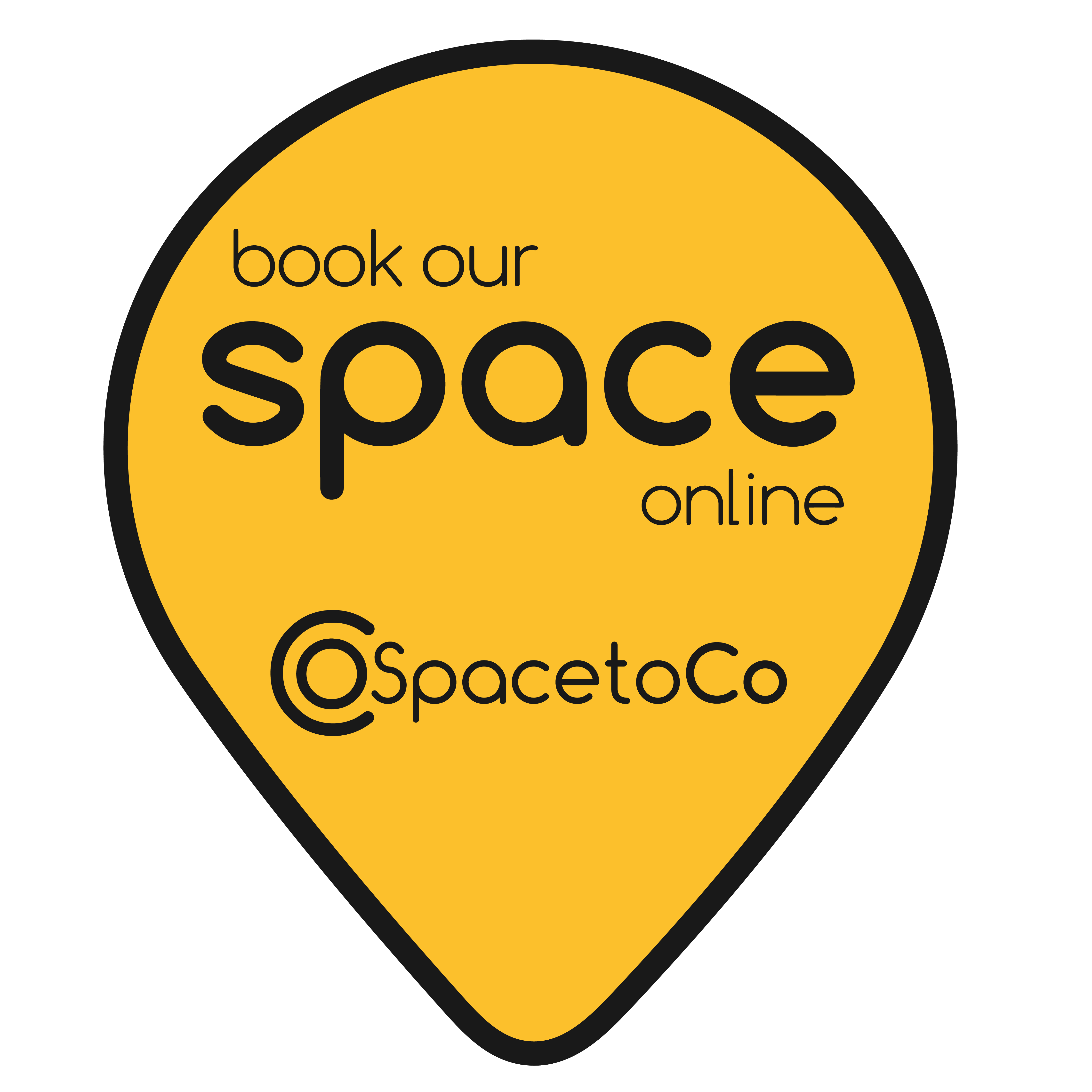 Book this space