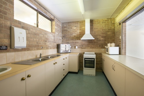 Sellicks Community Hall Kitchen 2