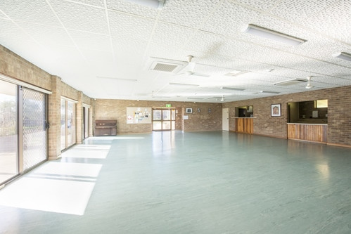 Sellicks Community Hall Main Hall 2
